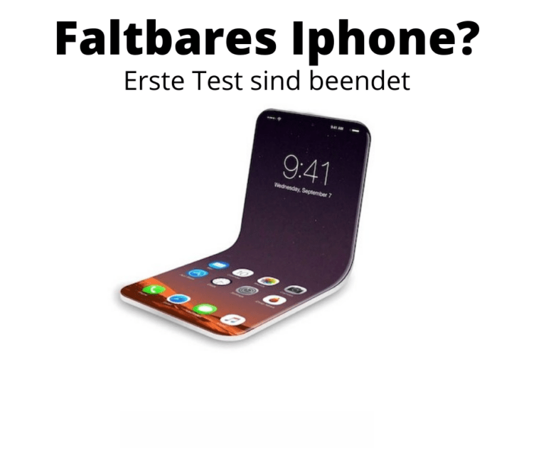 Faltbares Iphone_
